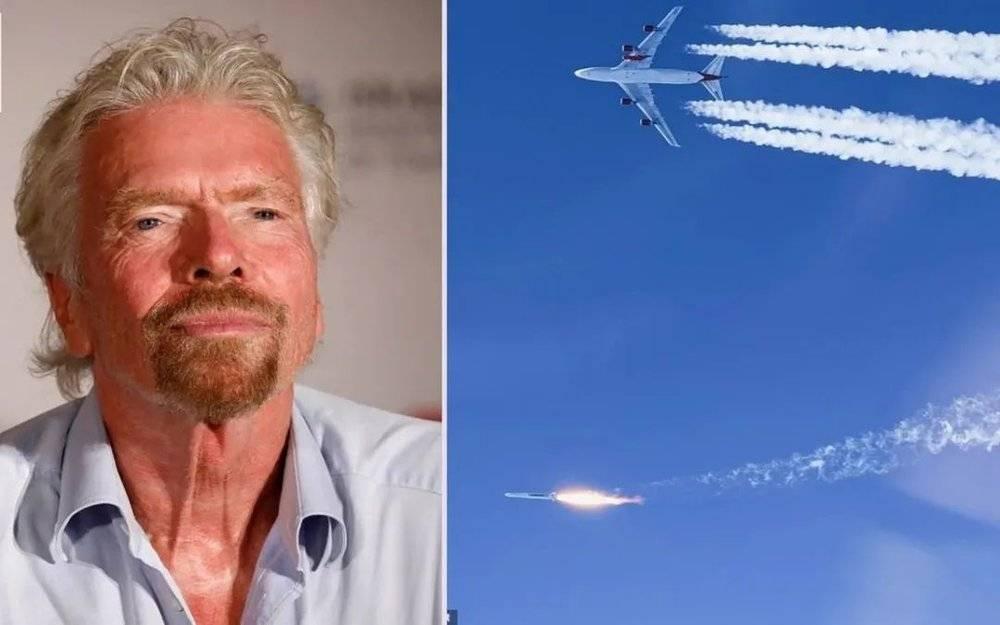"""在波音的助攻下,""""英国钢铁侠""""将10颗卫星送上了天"""