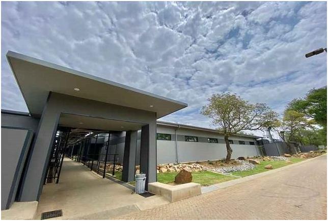 南非建筑公司利用创新技术建成新冠隔离设施