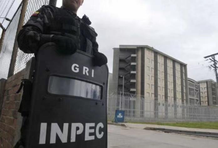 哥伦比亚新增新冠肺炎确诊病例14719例 51所监狱出现疫情