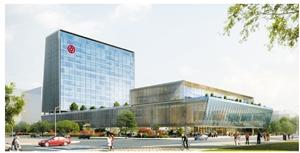 中银国际金融中心设计方案亮相