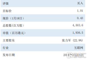 京基证券:增添新增长点 估值盈利预测可望上调 维持第一视频(0082.HK)买入评级