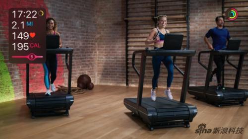 Fitness +增加新课程 目前总数已经近300
