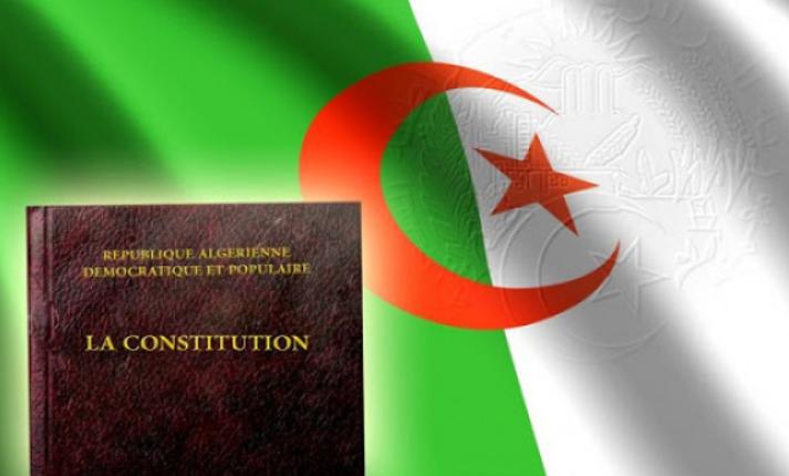阿尔及利亚总统签署宪法修正案