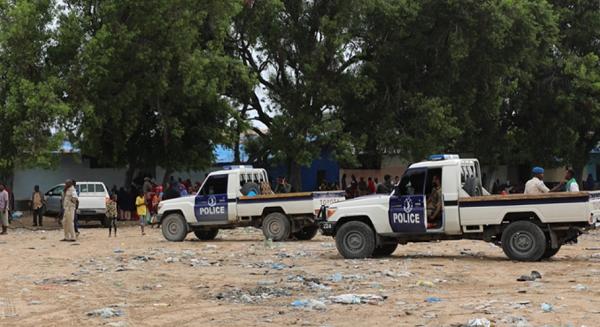 索马里发生炸弹袭击 造成至少5人丧生