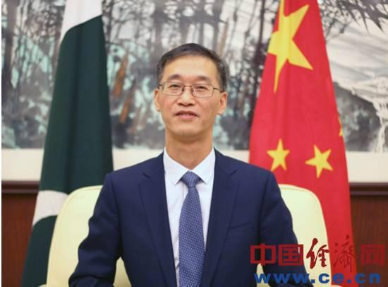 驻巴基斯坦原大使姚敬任新疆维吾尔自治区政府外办主任