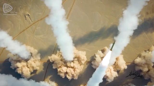 """美媒:中国都还刚有远程反舰能力,伊朗""""反舰弹道导弹""""还差得远"""