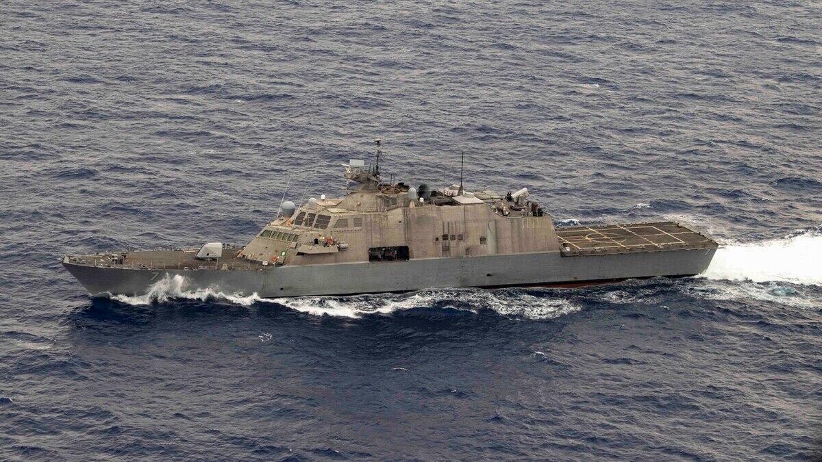 美军紧急叫停自由级濒海舰交付 承认该舰有严重缺陷