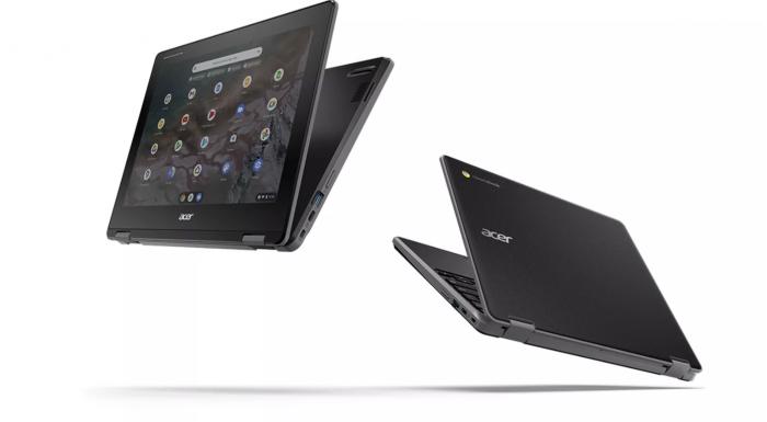 宏碁推出四款Chromebook和一款Windows变形笔记本电脑