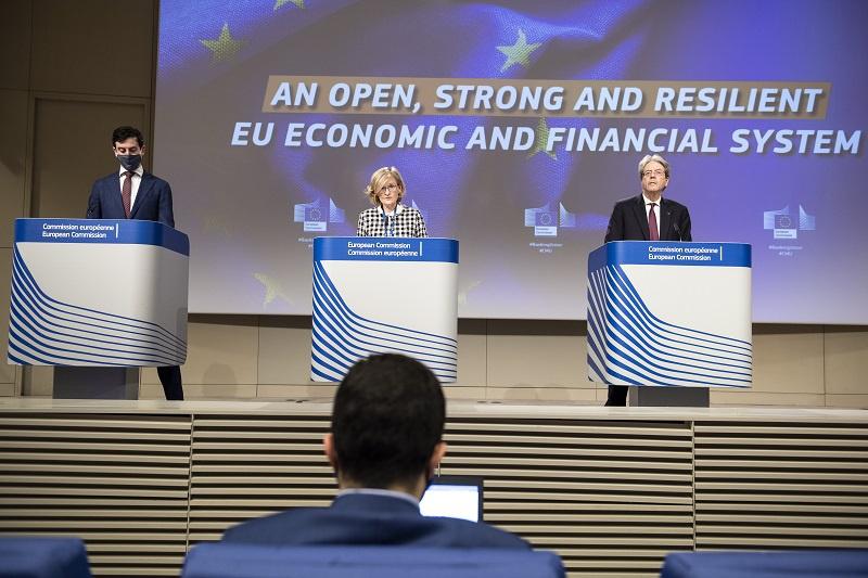 强化欧元地位和金融体系建设 欧盟剑指美元霸权与单边域外制裁