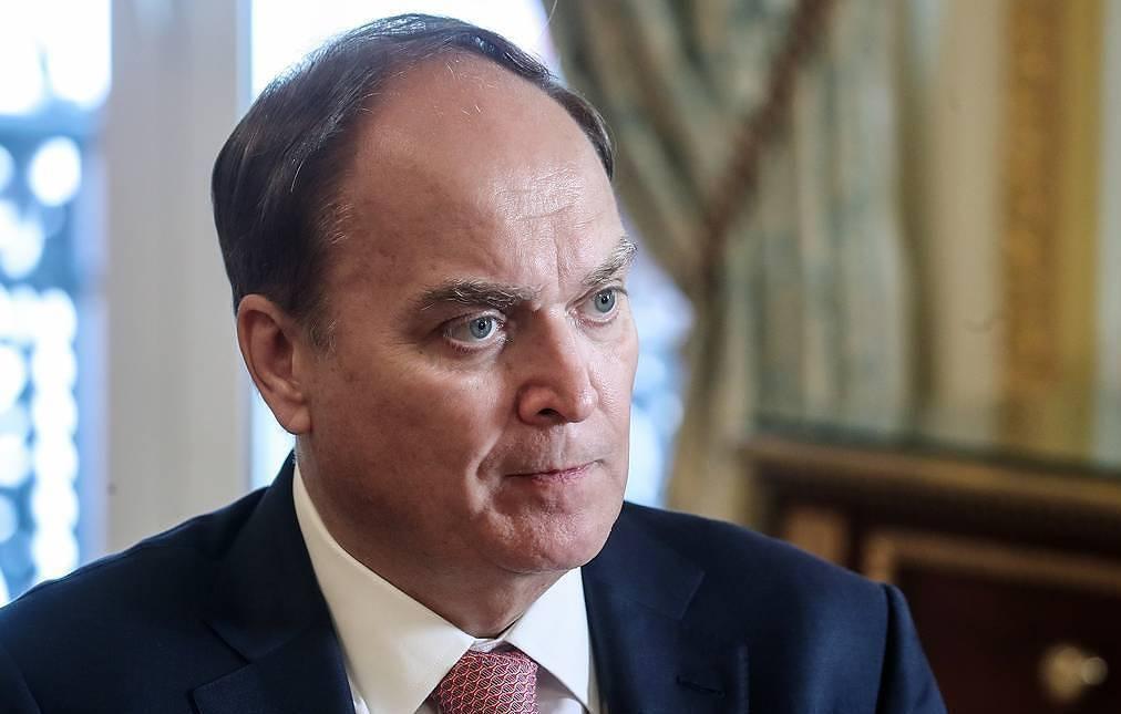 """俄驻美大使:美国制裁""""北溪-2""""项目违反国际法"""