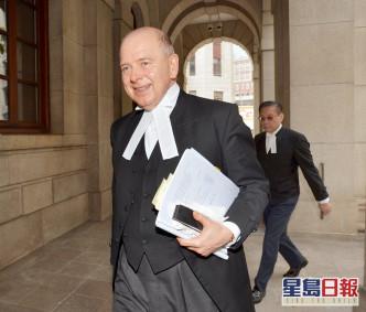 英国大律师受聘任黎智英案主控官被英国政客攻击,香港律政司临审前换人图片