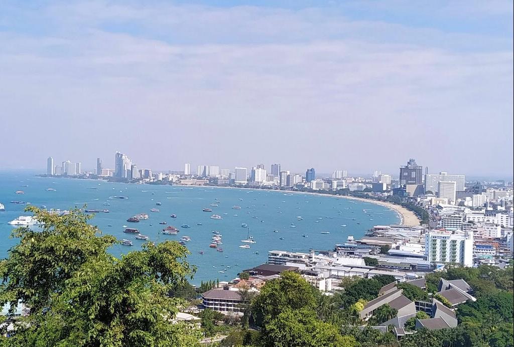 泰国著名旅游城市芭提雅所在府延长疫情封锁