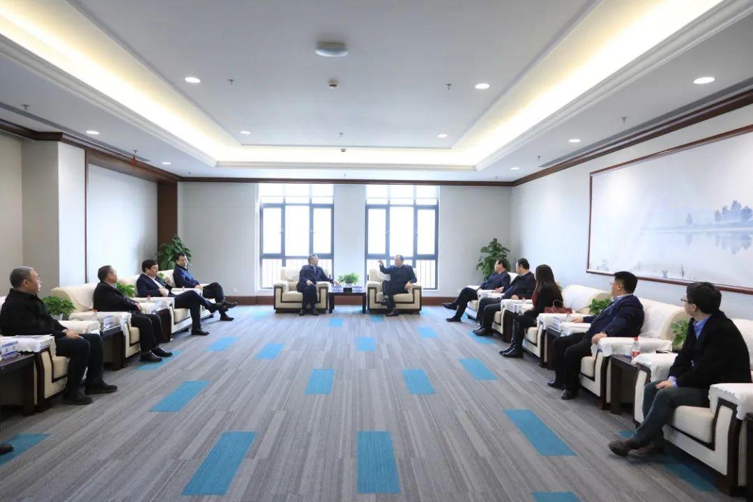 西部首家!西安交大携手陕煤集团共建5G+工业互联网研究院图片