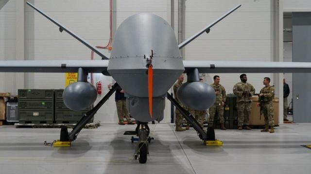 打起来不怕损失人员,美国发掘无人机反潜战能力