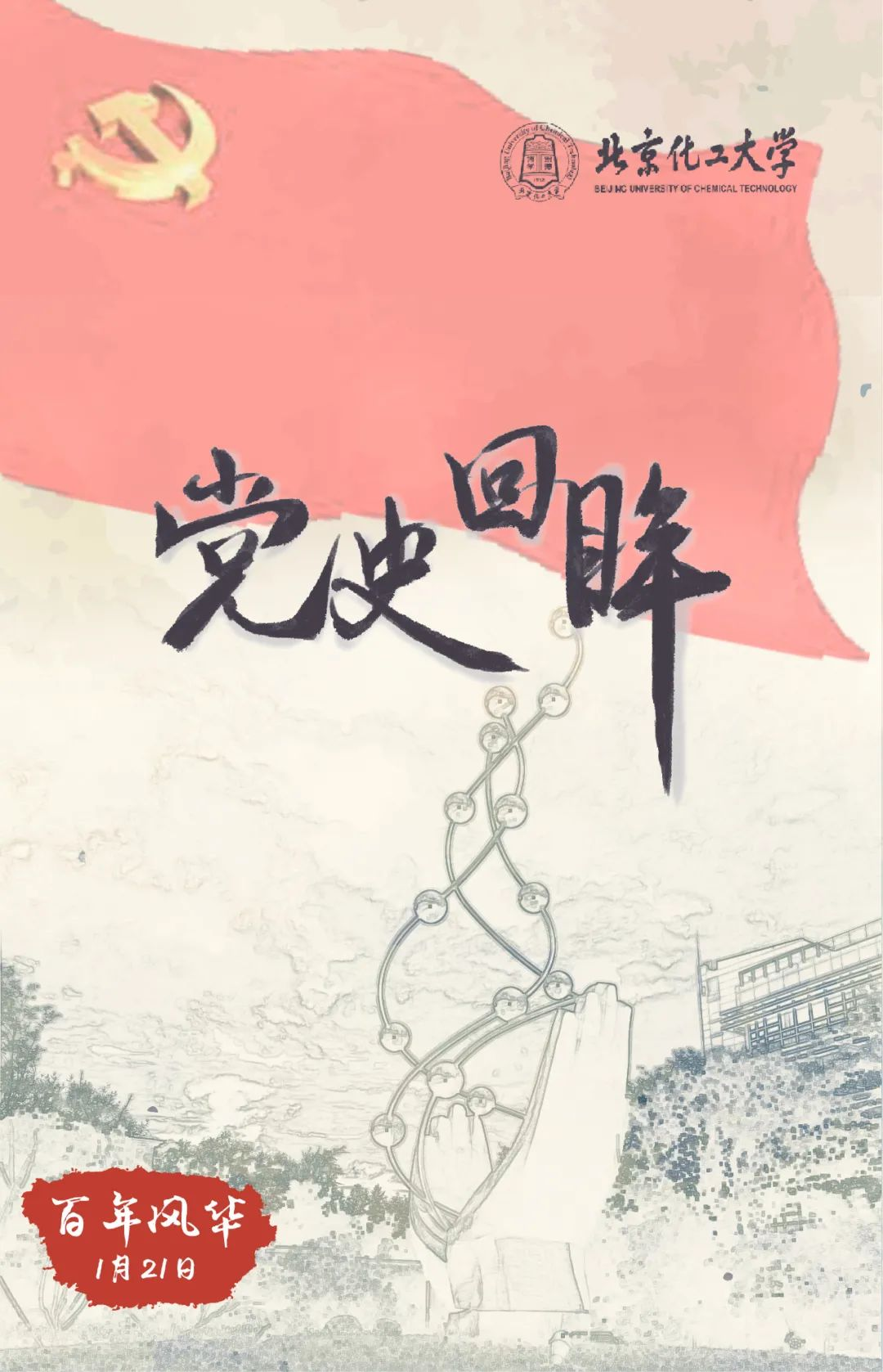 百年风华·党史回眸 | 1月21日图片