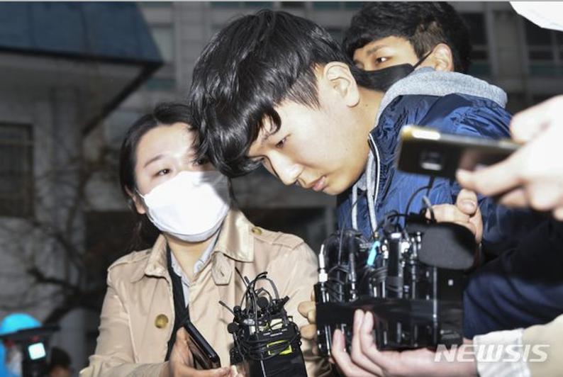 """韩国""""N号房""""性犯罪案两共犯一审获刑"""