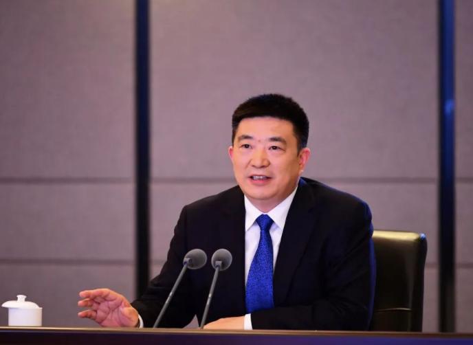 周先旺辞去武汉市长职务,程用文任代市长图片
