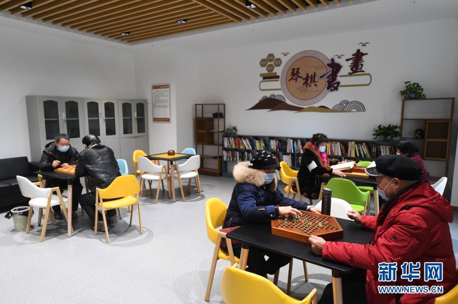 重庆渝北:着力提升居家养老服务质量