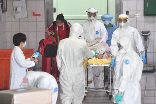 院内感染恶化成社区传染,台媒:桃园医院一病人出院7天后确诊