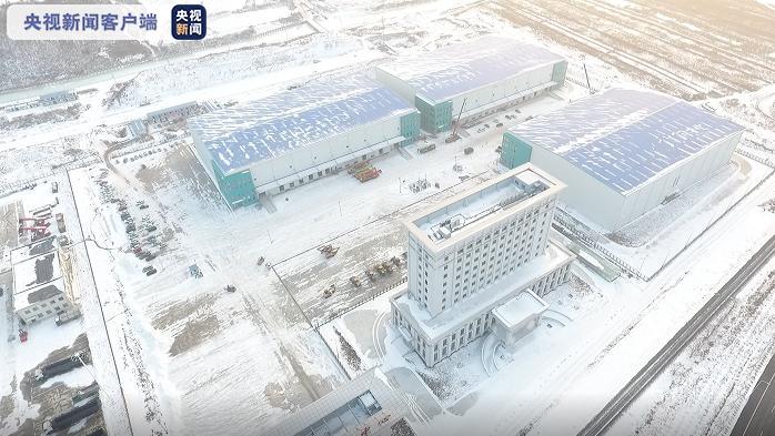 吉林通化开建集中隔离点 计划27日完工图片