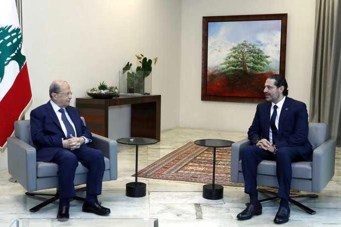 黎巴嫩总统奥恩呼吁候任总理尽快提交组阁方案