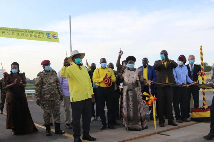 三峡集团乌干达伊辛巴水电站工程主体建设全部完工