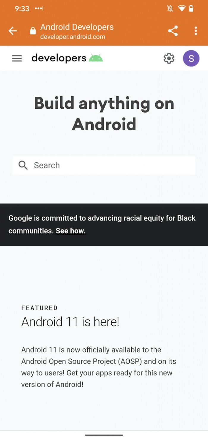 [图]Android端Chrome为自定义标签新增实验分享功能