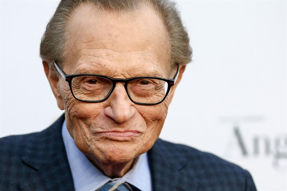 Iconic TV and radio interviewer Larry King dead at 87: statement