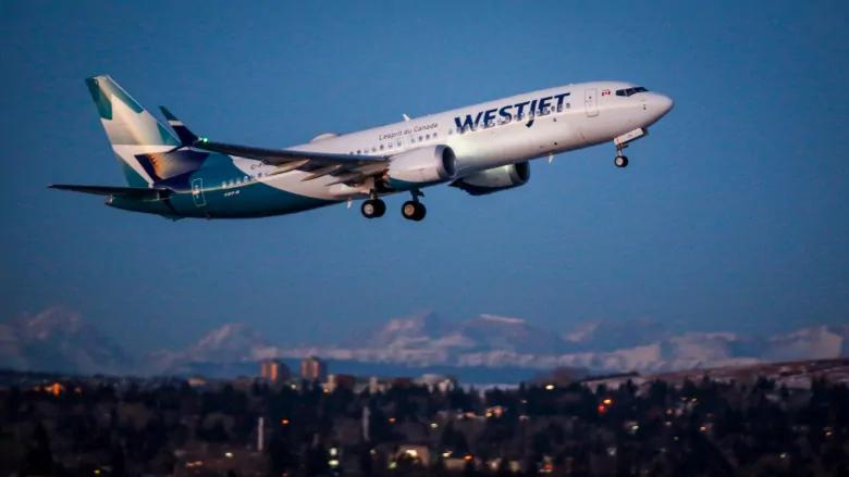 波音737 MAX加拿大复飞首航 因故障被临时取消