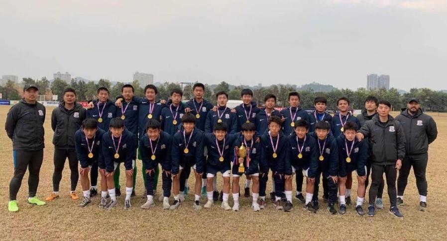 U17邀请赛:绿城、深足、广州足协等参赛,申花4胜夺冠
