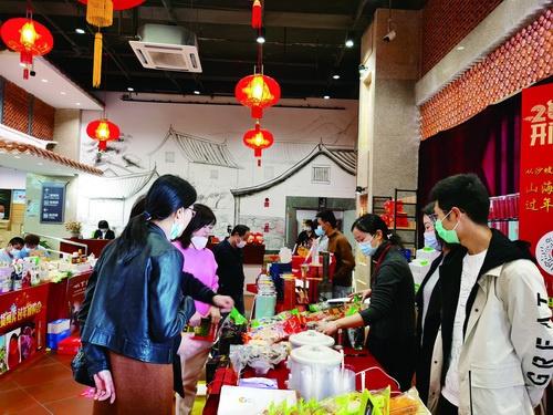 陕甘宁名优特产品特卖 回馈厦门市民和在厦西北老乡
