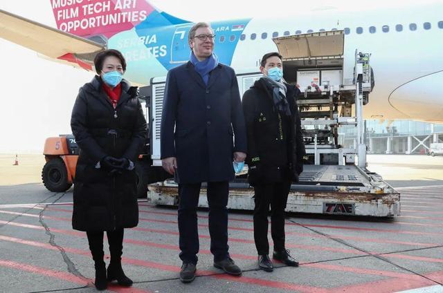 塞尔维亚总统武契奇:将接种中国新冠疫苗