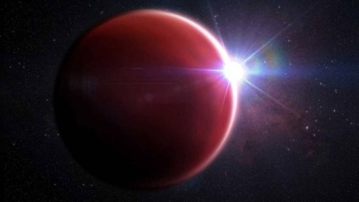 天文学家发现首颗无云的类木星行星