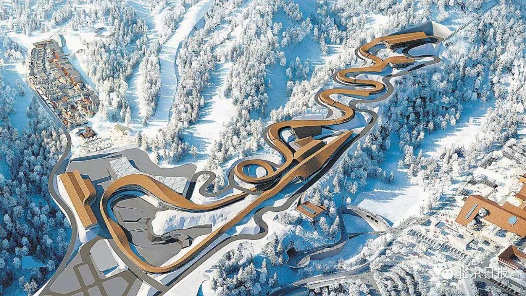 北京冬奥会配套电网工程建成 100%绿色电能开创奥运历史