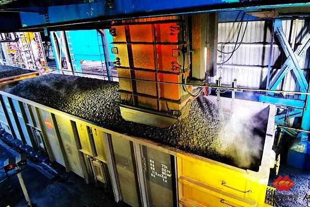 神东煤炭外购煤发运量连续四天创历史新高