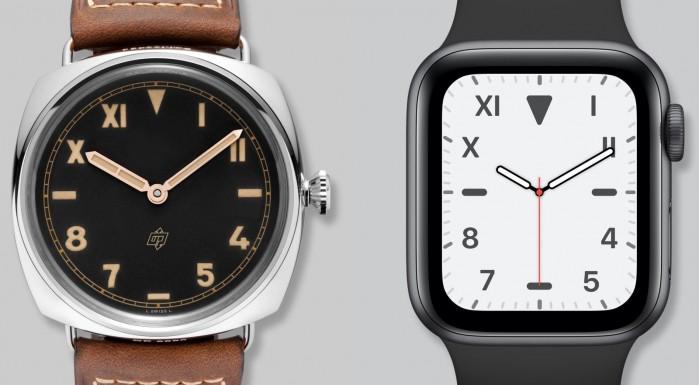 设计师深入研究Apple Watch表盘设计并分享背后故事