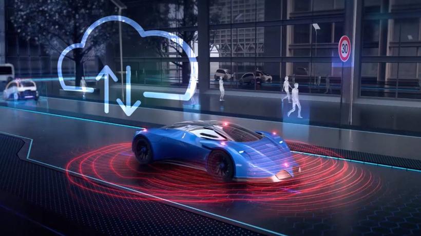 微软申请加入智能汽车群聊