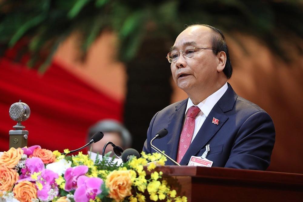 越南总理:2045年前把越南建设成繁荣富强国家