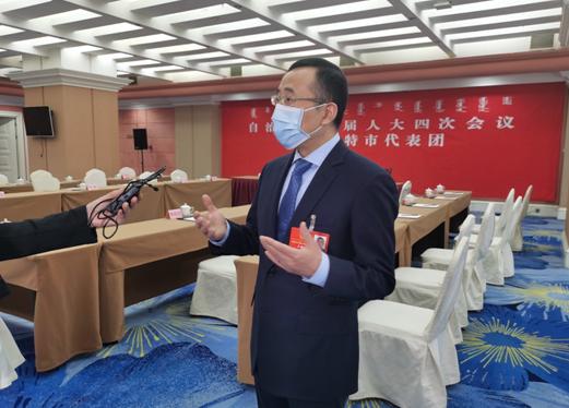 聚焦内蒙古两会 | 蒙牛卢敏放:推动乳业公平交易 提升中国乳业定价权