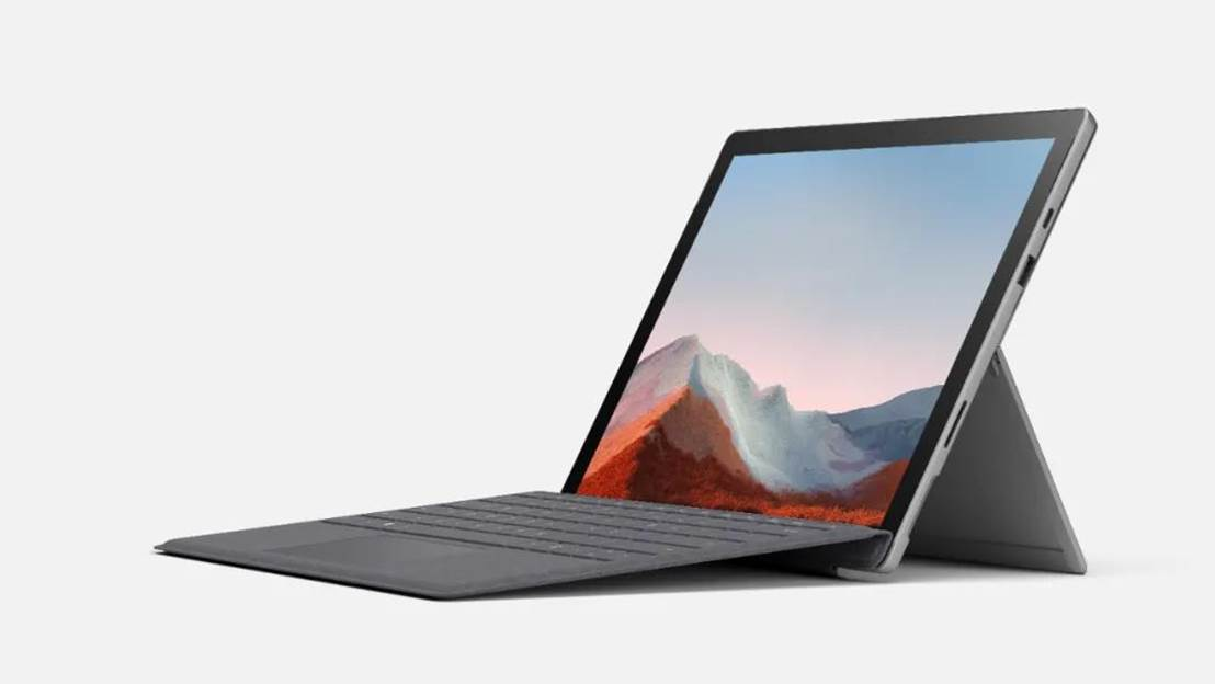Surface Pro 7+ 商用版:专为商业、教育类客户打造
