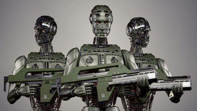 """美政府专家语出惊人:美国拥有研发""""杀人机器人""""的""""道德责任"""""""