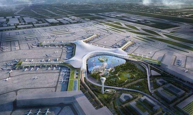遥墙机场济南东站空铁联运 遥墙机场综合交通枢纽获批