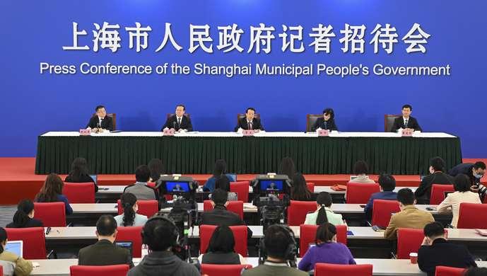 """上海市长再度倡议市民:坚持防疫""""三件套""""""""五还要"""""""