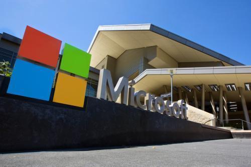 微软2021财年Q2营收430.76亿美元,净利同比增33%