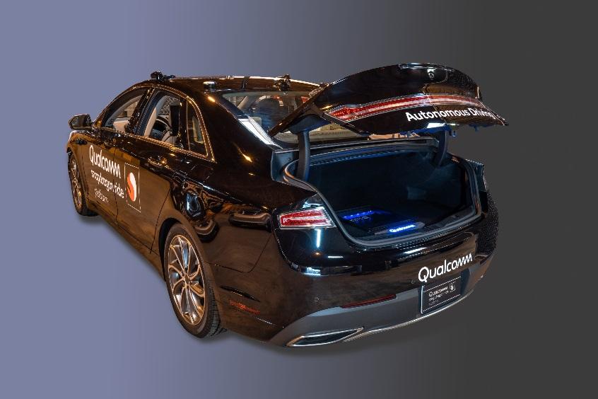 高通布局全车生态 发布自动驾驶、数字座舱等平台