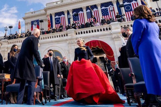 美国总统传统技能?前总统特朗普惹过的麻烦,拜登就职典礼又碰上