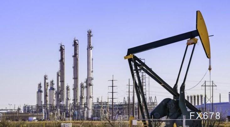 原油交易提醒:美原油库存意外骤降提振油价,拜登监管或助力油价一臂之力,警惕疫情担忧升温