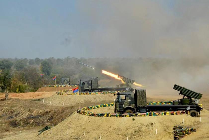 缅甸军方延长停火期限至2月28日