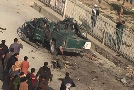 阿富汗首都27日发生5起袭击 致4名警察死亡6人受伤