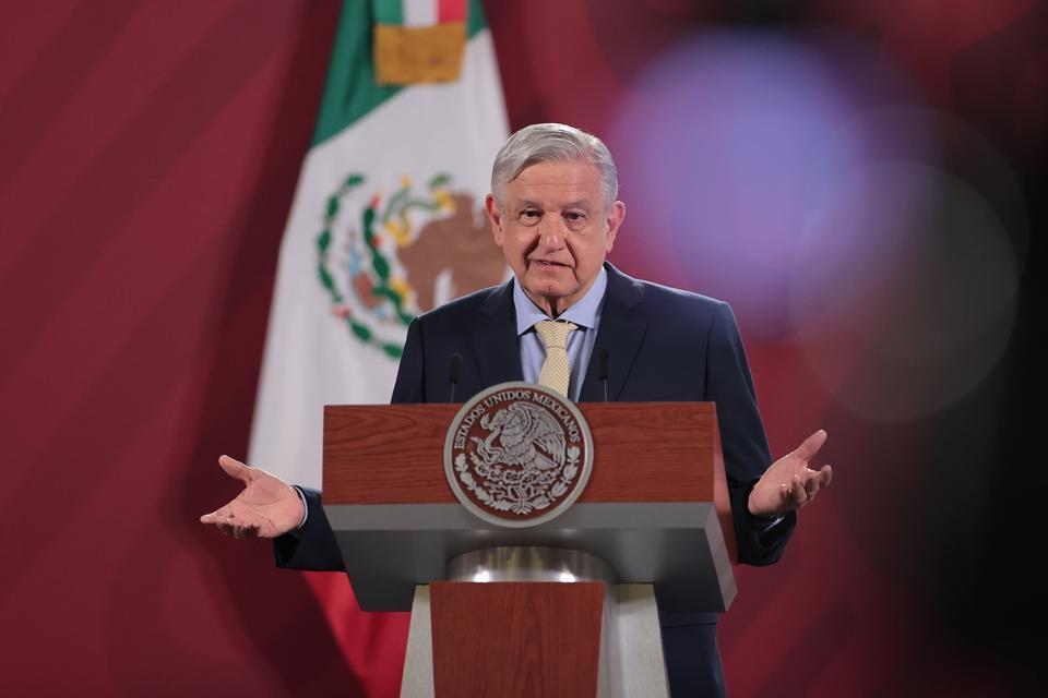 墨西哥总统感染新冠后近况曝光:已无症状 仍需隔离